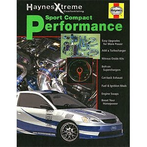 HAYNES REPAIR MANUAL for COMPACT PERFORMANCE NUMBER 11102