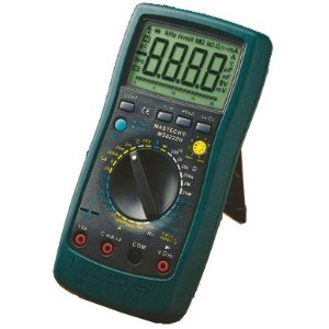 Mastech Digital Multimeter & LCR Meter, MS8222H