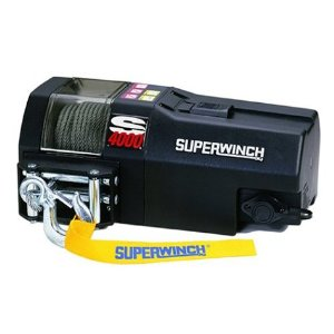 Superwinch 1440200 S4000 Series Master Winch