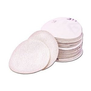 3in 240 Grit Hook and Loop Sanding Discs pk of 25