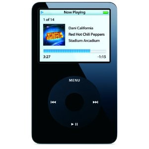 Apple 30 GB iPod AAC/MP3 Video Player Black (5.5 Generation)