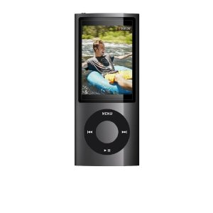 Apple iPod nano 8 GB Black (5th Generation) NEWEST MODEL