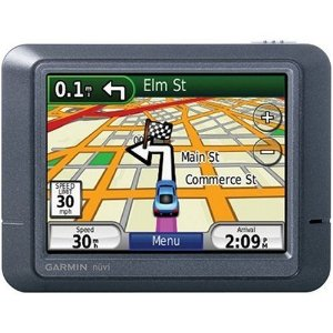 Garmin n�vi 275T 3.5-Inch Bluetooth Portable GPS Navigator with Traffic - Factory Refurbished