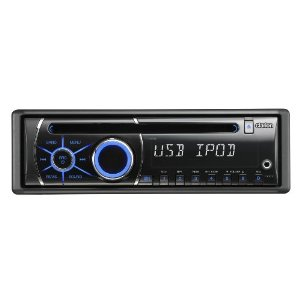 Clarion CZ200 In-Dash CD / MP3 / WMA / AAC Reciever with USB