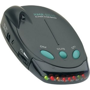 Rocky Mountain Radar RMR-D210 All Band Radar/laser Detector with Smart-scan™