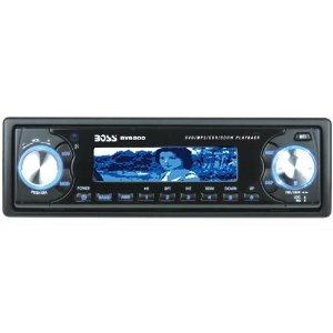 Boss Audio BV6500 In-Dash DVD/CD/MP3 & AM/FM Receiver