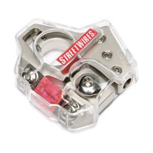 StreetWires BC4PF Fused Battery Clamp (+) AFS Type