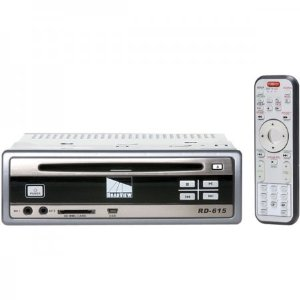 Roadview RD-615 DIN-Size DVD Player