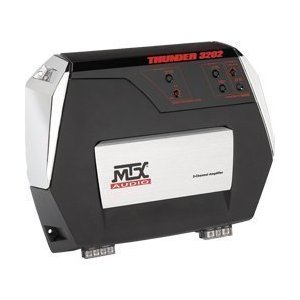 MTX Thunder 3202 - Amplifier - 2-channel