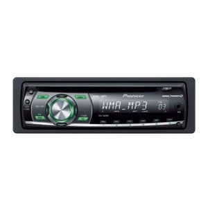 Pioneer DEH-2000MP In-Dash CD Receiver - MP3/WMA Playback, Remote Control (Open Box)