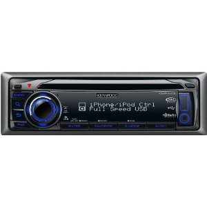 Kenwood KMR-440U Marine CD receiver