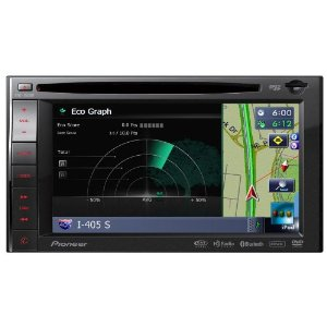 Pioneer AVIC-X920BT 6.1-Inch In-Dash Double-Din Navigation A/V Receiver with DVD Playback, Built-In Bluetooth and Widescreen Display