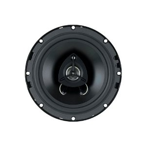 BOSS SE653 3-Way 6-1/2-Inch Black Poly Injection Cone Speaker