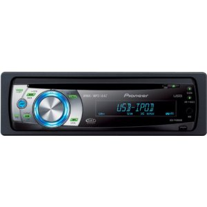Pioneer DEH-P4000UB In-Dash CD/MP3/WMA/iTunes AAC/WAV Receiver