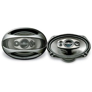 Pioneer TSA6993S 6-Inch x 9-Inch 5-Way Speaker (Pair)