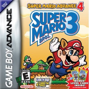 Super Mario Advance 4: Super Mario Bros 3
