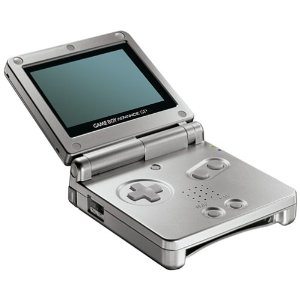 Game Boy Advance SP - Platinum