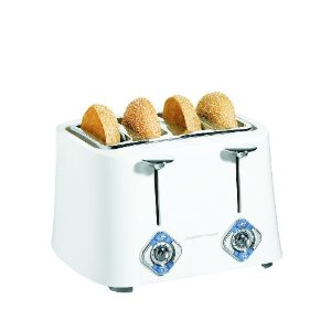 Hamilton Beach 4 Slice Extra-Wide Slot Toaster