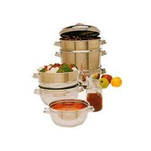 Back-To-Basics Nutri Steamer Juicer Cooker N12