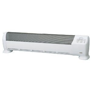 Honeywell HZ519 Digital Low Profile Silent Comfort Heater