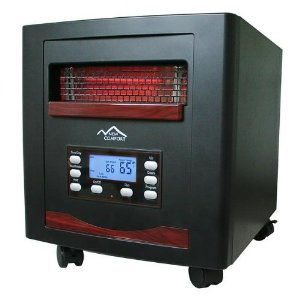 New Comfort Infrared Electric Portable Infrared space zone HEATER