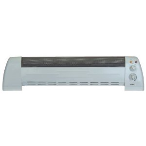 Optimus H-3600 40-Inch Baseboard Convection Heater with Thermostat