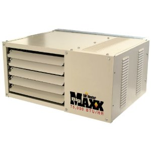 Mr. Heater Big Maxx 75,000 BTU Propane Garage Unit Heater #MHU75LP