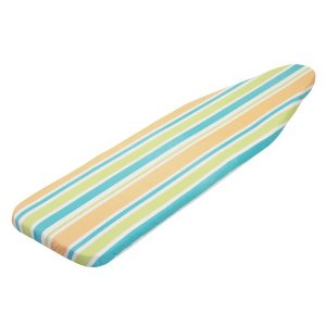 Honey-Can-Do IBC-01290 Superior Ironing Board Cover with Pad Stripes