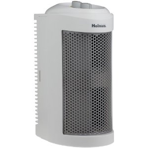 Holmes HAP706-U True HEPA Mini-Tower Allergen Remover
