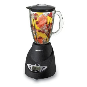 Black & Decker Textured Series 5-Speed LCD Blender