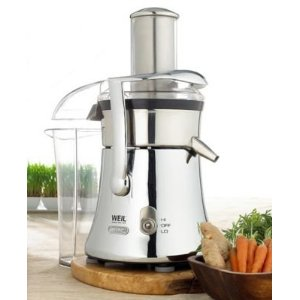 Dr. Weil 9806 The Healthy Kitchen Stainless-Steel 2-Speed Pro Juice Extractor
