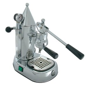 Gaggia 77002 16-Cup Manual Espresso Machine, Silver