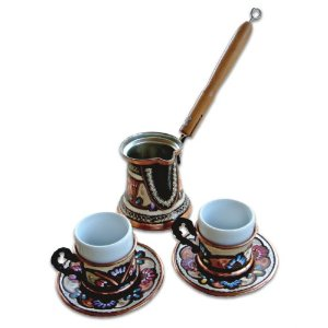 Turkish Coffee Set for Two