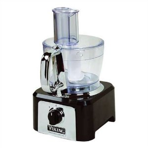 Viking - Professional 12 cup Food Processor, Black