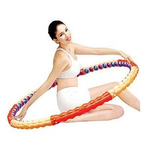 Passion Hula(Hoola) Health Hoop - Weighted/Exercise/Sports
