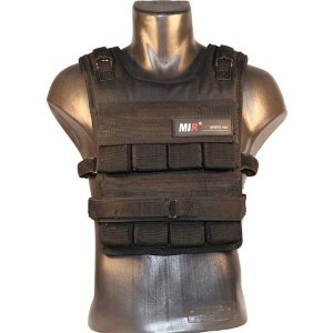 MiR 30Lbs Short Adjustable Weighted Vest