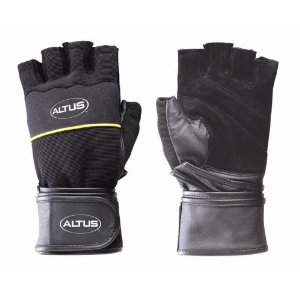 Altus Pro Lifting Strap Power Gloves