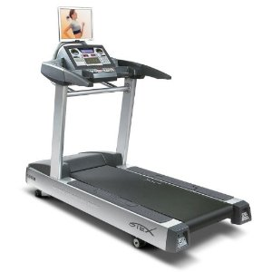 Stex 8025TL Attachable 19 inch LCD-TV Treadmill