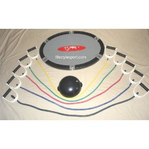 FitBall Total Fitness and Balance Platform