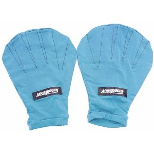 AquaJogger Web Pro Gloves - Teal
