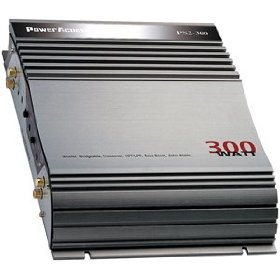 Power Acoustik PS2-300 300W 2 Channel Power Amplifier