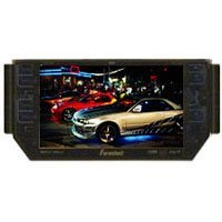 Farenheit TID585 / TID-585 / TID-585 Indash 5.8 Wide Touch Screen DVD/AM/FM Receiver
