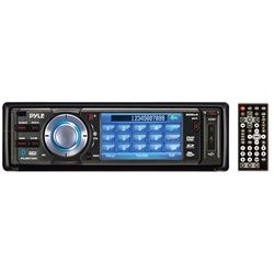 PYLE PLDBT30U 3'' TFT Touch Screen DVD/VCD/CD/MP3/CD-R/USB/AM/FM/BlueTooth and Screen Dial Pad
