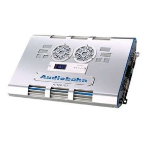 AudioBahn A8001DT - Amplifier - 1-channel - 300 Watts x 1