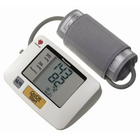 Panasonic EW3106W Upper Arm Blood Pressure Monitor (White)