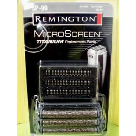 Remington SP-99 SP99 MicroScreen Titanium Screen & Cutter Set