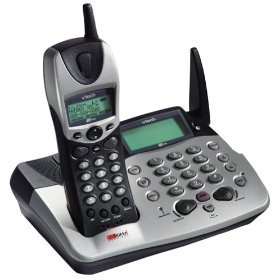 VTech 20-2438 2-Line 2.4GHz Speakerphone with Caller ID