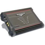 Kicker ZX300.1 Mono subwoofer amplifier 300 watts RMS x 1 at 2 ohms