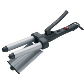 Revlon RV084C 3-Barrel Ceramic Jumbo Waver
