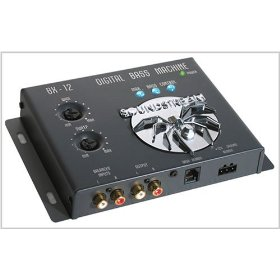 SOUNDSTREAM BX12 Digital Bass Reconstruction processor